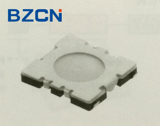 Low Profile  Double Action Tactile Switch Impact Shock Resistance SMD Terminal